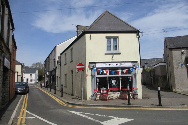 Thumbnail Retail premises for sale in Investment Property, 1 Stag Lane, Llantwit Major, Vale Of Glamorgan