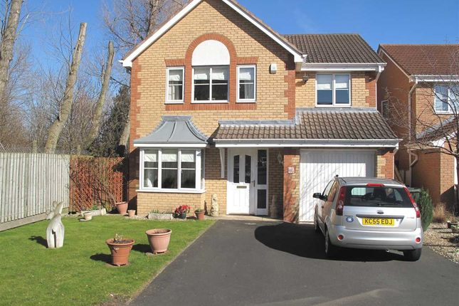 Thumbnail Detached house to rent in Cherrywood, The Greens, Walkergate, Newcastle Upon Tyne