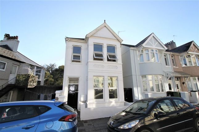 Thumbnail Flat to rent in Meredith Road, Peverell, Plymouth