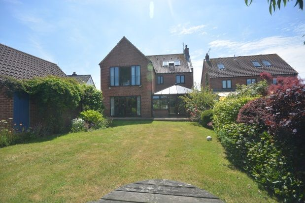 Thumbnail Detached house to rent in Cromer Road, Trimingham, Norwich