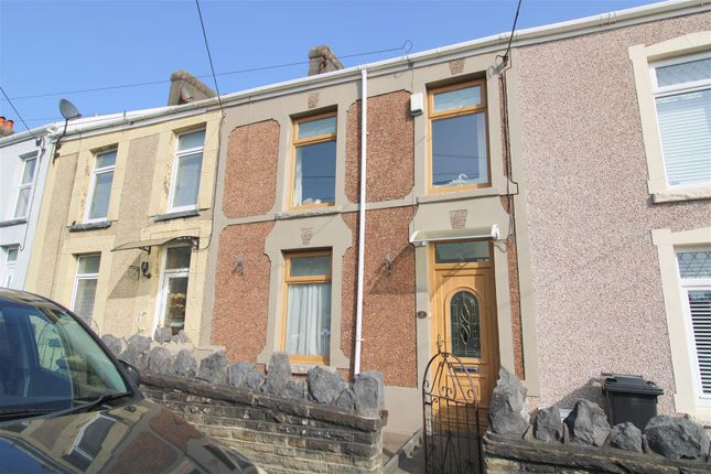 3 bed terraced house for sale in Graham Terrace, Skewen, Neath SA10