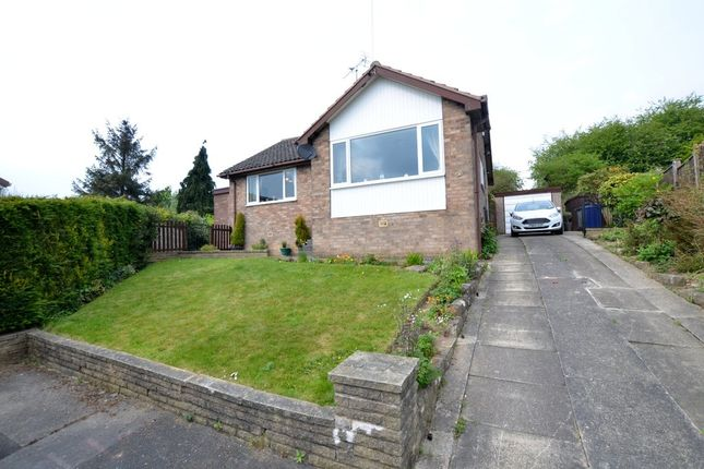 Thumbnail Detached bungalow for sale in Bell Bank View, Worsbrough, Barnsley