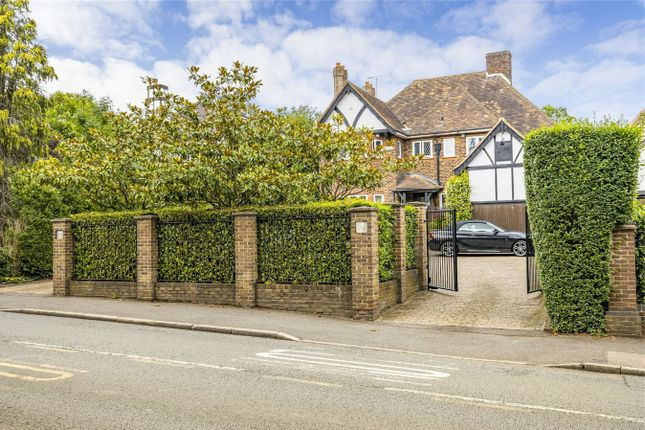 5 bed detached house for sale in Brockley Hill, Stanmore, Middlesex HA7