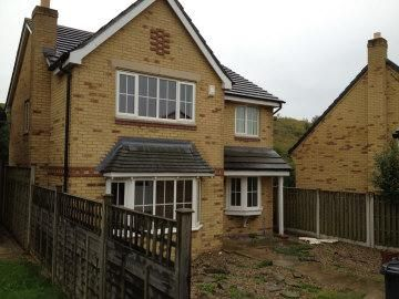 Thumbnail Detached house to rent in Brookwater Drive, Bradford