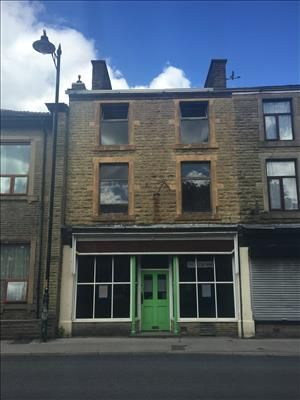 Thumbnail Retail premises for sale in 44 Manchester Road, Haslingden