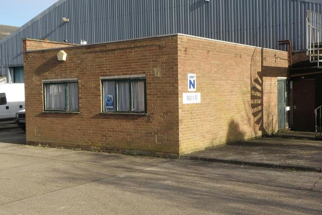 Thumbnail Office to let in Unit N Peek House, Dales Manor Business Park, Grove Road, Sawston, Cambridge