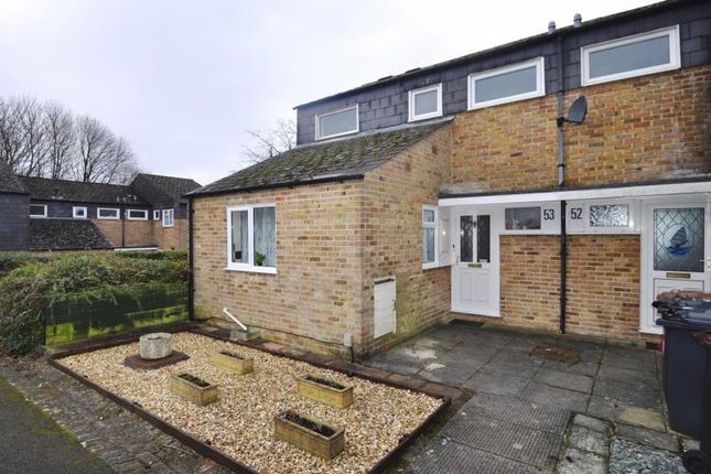 Thumbnail Terraced house to rent in Florence Court, Andover, Hampshire