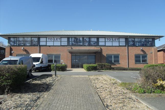 Thumbnail Office to let in St Cross Business Park, Newport