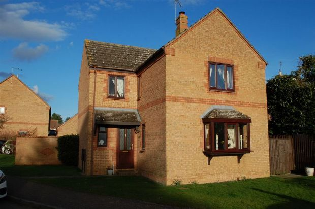 Thumbnail Detached house for sale in Pound Lane, Bugbrooke, Northampton
