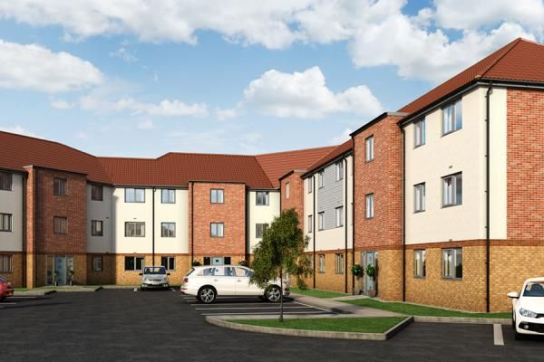 "2 bed flat for sale in ""The Trent At Trinity South"" at Lyons Way, South Shields"