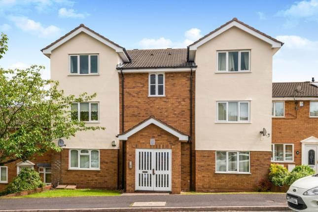Thumbnail Flat for sale in Heath Way, Heath Hayes, Cannock, Staffordshire