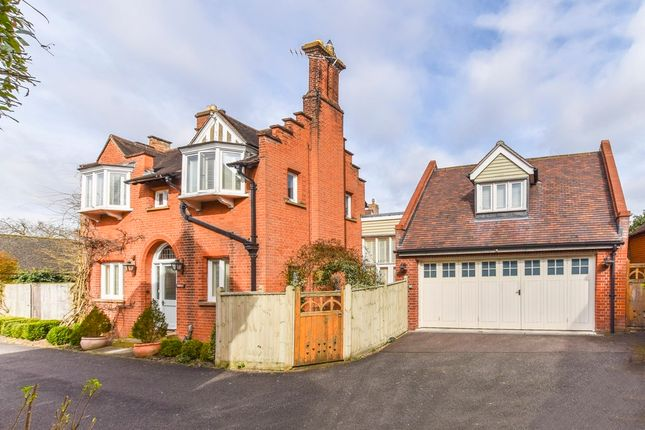 Thumbnail Detached house for sale in Argent Place, Newmarket