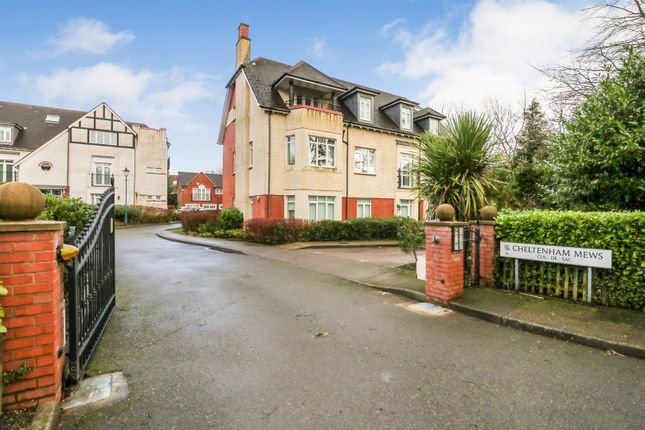 Thumbnail Flat to rent in Warwick House, Cheltenham Mews, Sutton Coldfield