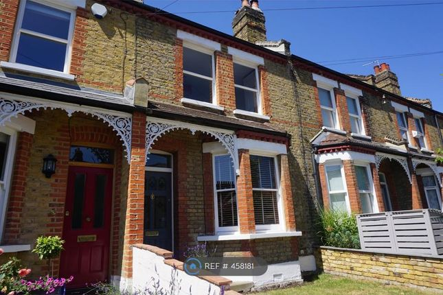 Thumbnail Terraced house to rent in Aislibie Road, London