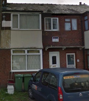 Thumbnail Terraced house to rent in Park View Avenue, Burley, Leeds