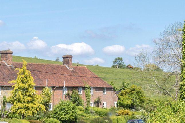 Thumbnail Terraced house for sale in Longhouses, Brightling, Robertsbridge