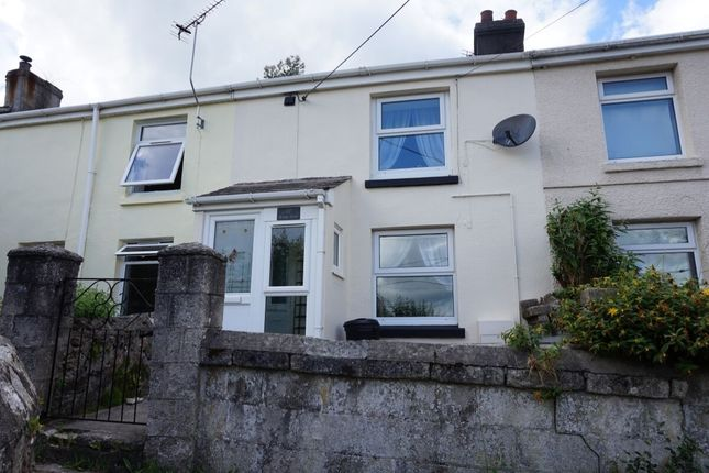 Thumbnail Terraced house to rent in Bridge Street, St. Blazey, Par