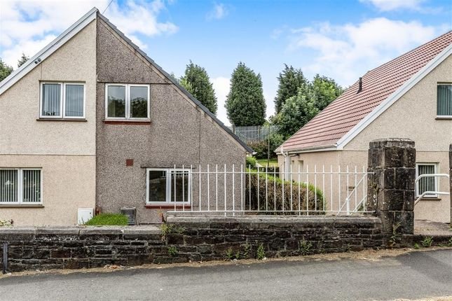 Thumbnail Semi-detached house to rent in Townhill Road, Mayhill, Swansea