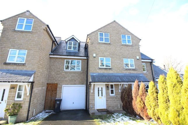 Thumbnail Town house for sale in The Copse, Maurice Avenue, Brighouse