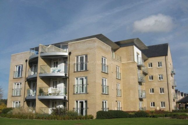 Thumbnail Flat to rent in Skipper Way, Little Paxton, St. Neots