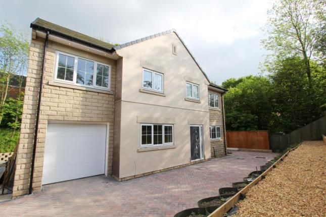 Thumbnail Detached house for sale in Godley Brook Lane, Godley, Hyde, Cheshire