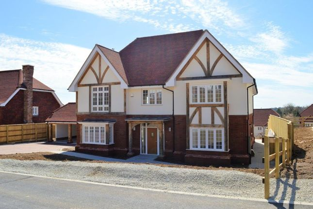 Thumbnail Detached house for sale in Gill Wood, Wadhurst