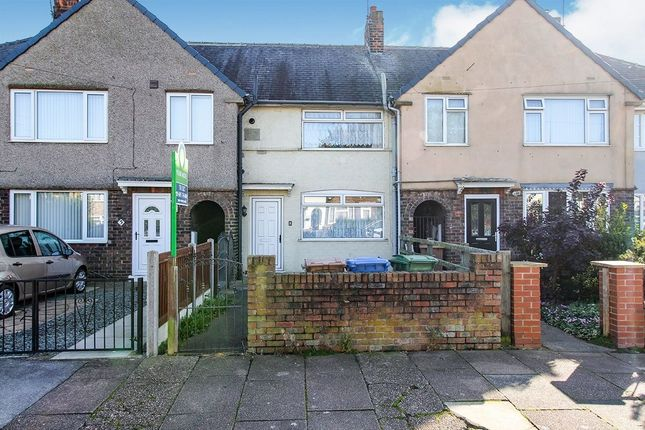 2 bed terraced house for sale in Chiltern Road, Goole DN14