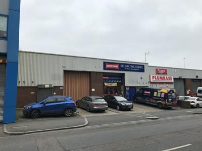 Thumbnail Light industrial to let in Hanover Trading Estate, Unit 1, 1-3 North Road, London