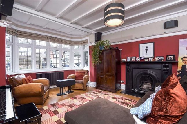 Thumbnail Semi-detached house for sale in Chatsworth Road, Willesden Green, London