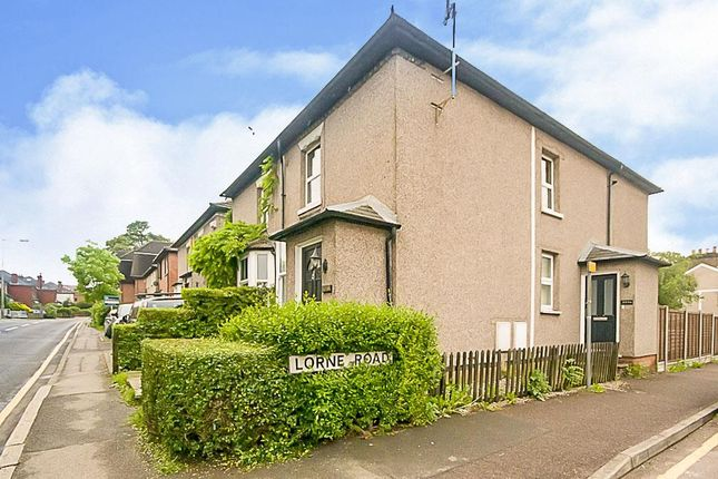 Thumbnail Flat for sale in Warley Hill, Warley, Brentwood
