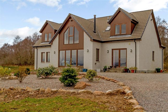 5 bedroom detached house for sale in Bunloit, Drumnadrochit, Inverness