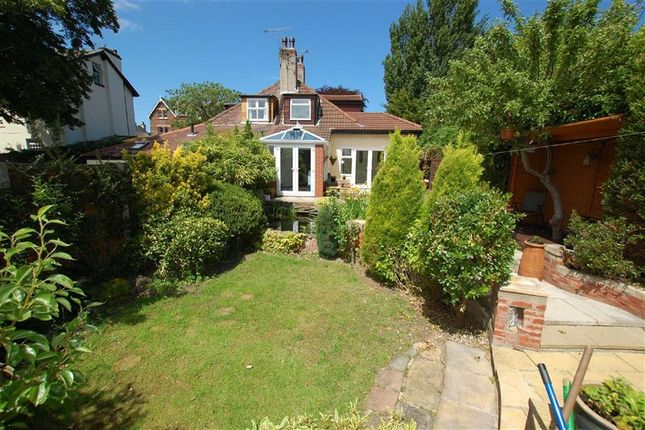 Thumbnail Semi-detached bungalow for sale in Litherland Park, Litherland, Liverpool