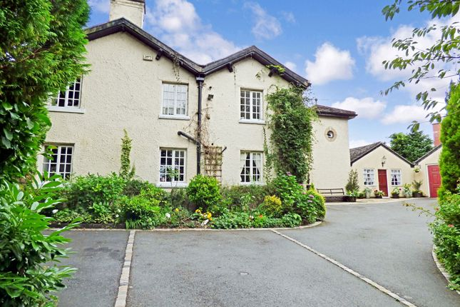 Thumbnail Detached house for sale in Red Lane, Disley, Stockport