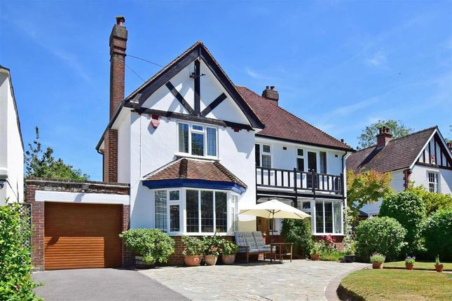 Thumbnail Detached house for sale in Lower Road, River, Dover, Kent