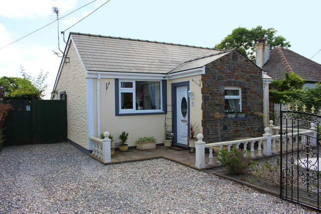 Thumbnail Detached bungalow for sale in Houghton, Milford Haven