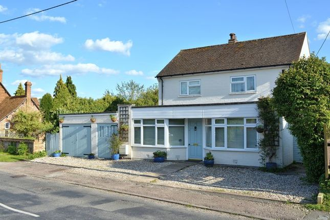 Thumbnail Detached house for sale in Blewbury Road, East Hagbourne, Didcot