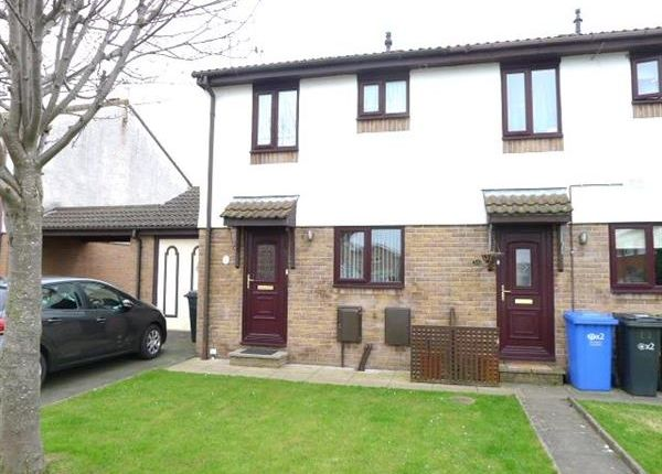 Thumbnail Semi-detached house to rent in Lon Cadfan, Prestatyn