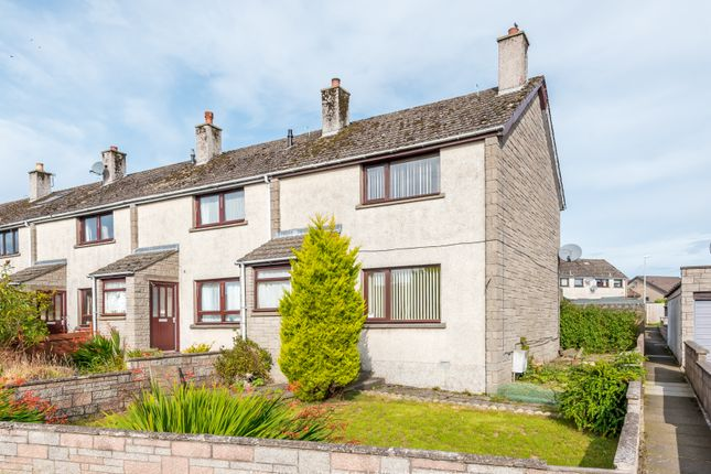 Thumbnail End terrace house for sale in Dundee Road, Letham
