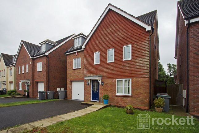 Thumbnail Detached house to rent in Trent Bridge Close, Trentham, Stoke-On-Trent