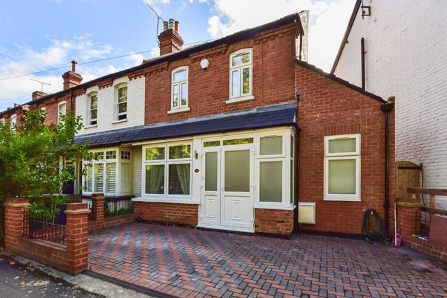 Thumbnail Semi-detached house for sale in Kings Ride, Camberley