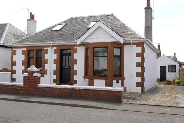 Thumbnail Detached bungalow for sale in Briarhill Road, Prestwick