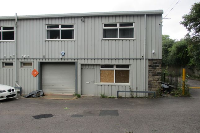 Thumbnail Industrial to let in Carrbottom Road, Bradford