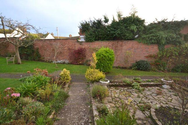 Communal Grounds of Palmer Court, Budleigh Salterton, Devon EX9