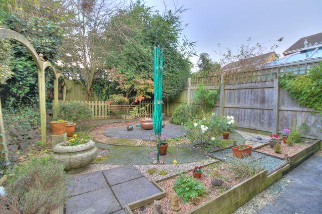 Garden of Sett Close, Bovey Tracey, Newton Abbot TQ13