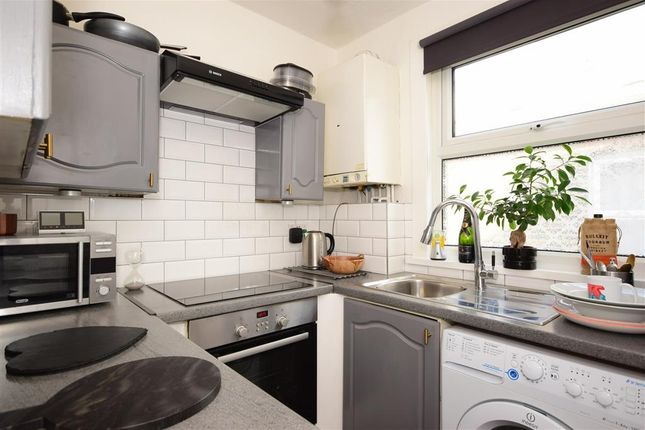 Thumbnail Flat for sale in Rectory Road, Manor Park, London