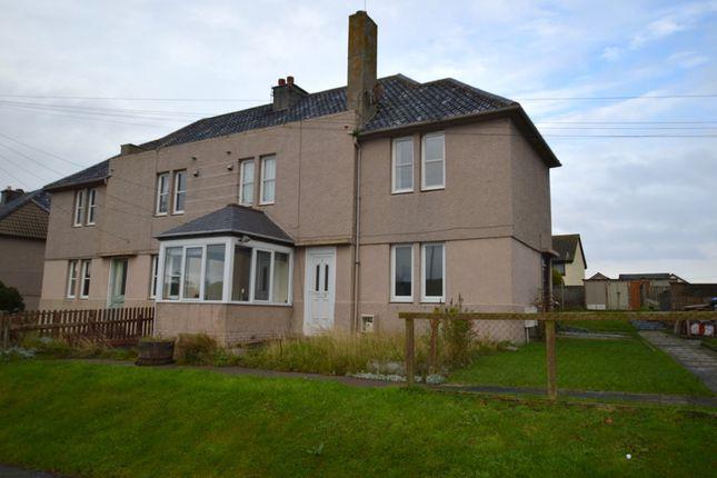 Thumbnail Flat for sale in Upper Burnmouth, Eyemouth, Berwickshire, Scottish Borders