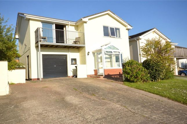 Thumbnail Detached house for sale in St Marys Road, Teignmouth, Devon