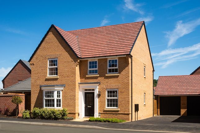 "Detached house for sale in ""Holden"" at Park View, Moulton, Northampton"