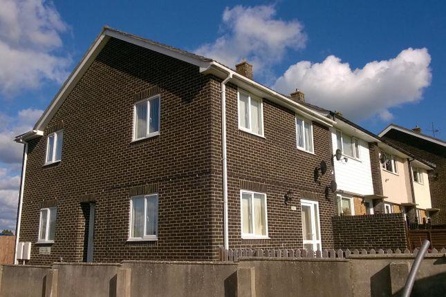 Thumbnail Flat to rent in Woodbury Park, Axminster, Devon