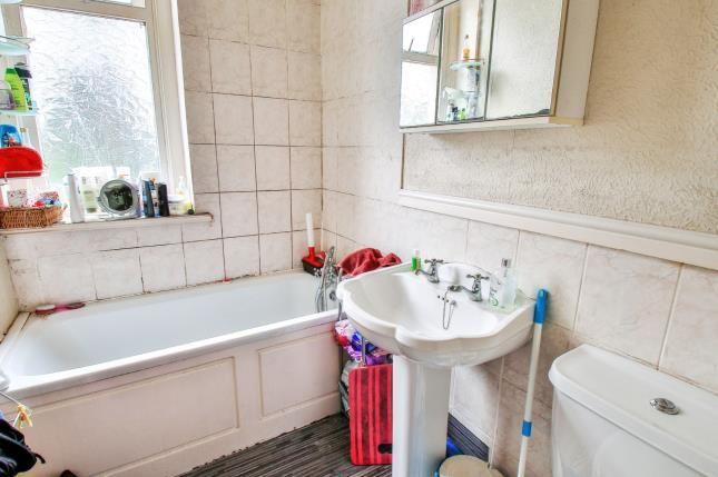 Bathroom of Godiva Street, Burnley, Lancashire BB10